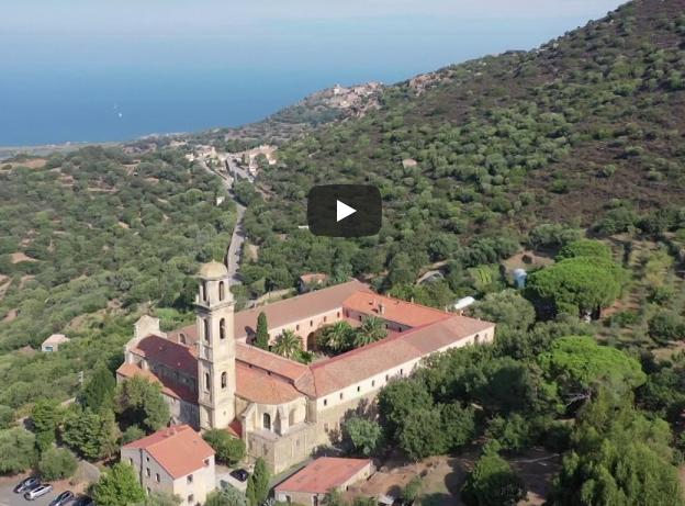 Découvrez le patrimoine autour du prieuré des Frères de Saint-Jean à Corbara
